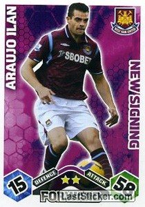 Araujo Ilan (West Ham United)