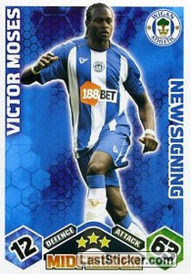 Victor Moses (Wigan Athletic)