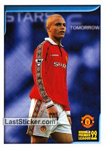 Wes Brown (Stars of Tomorrow)