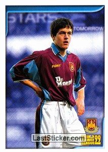 Joe Cole (Stars of Tomorrow)