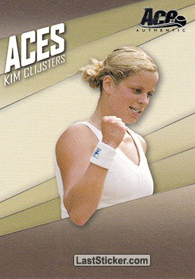Kim Clijsters (Aces)