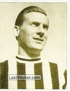 Karl Praest, 232 gare e 51 gol in bianconero (1949/50)