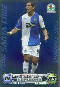 Roque Santa Cruz (Blackburn Rovers)