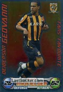 Deiberson Geovanni (Hull City)