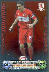 Stewart Downing (Middlesbrough)