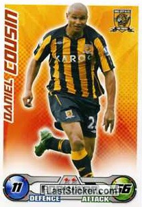 Daniel Coustin (Hull City)