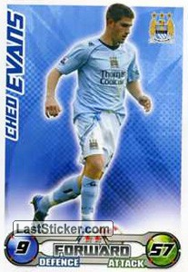 Ched Evans (Manchester City)
