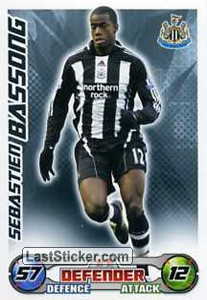Sebastien Bassong (Newcastle United)