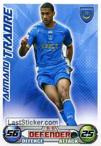Armand Traore (Portsmouth)