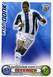 Ryan Donk (West Bromwich Albion)