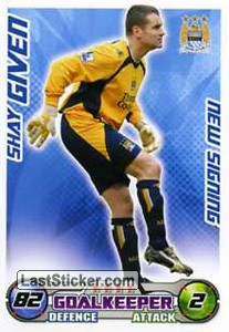 Shay Given (Manchester City)