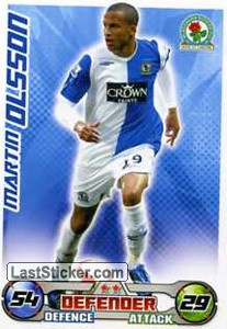 Martin Olsson (Blackburn Rovers)