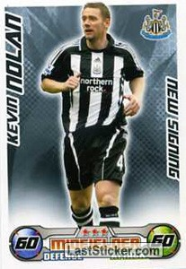 Kevin Nolan (Newcastle United)