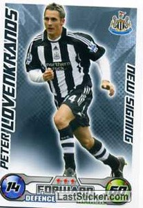 Peter Lovenkrands (Newcastle United)