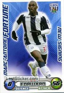 Marc-Antoine Fortune (West Bromwich Albion)