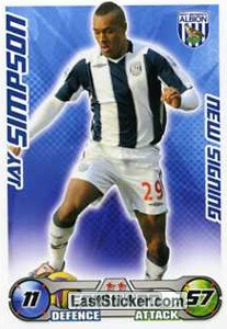 Jay Simpson (West Bromwich Albion)