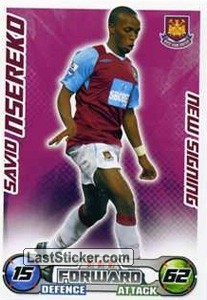 Savio Nsereco (West Ham United)