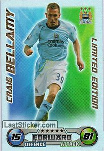 Craig Bellamy (Manchester City)