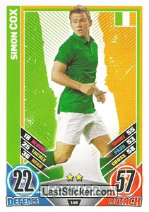 Simon Cox (Republic Of Ireland)