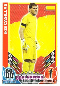 Ikar Casillas (Spain)