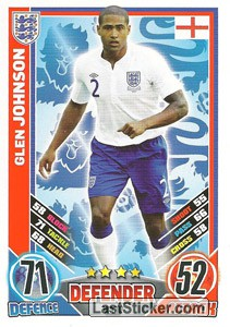 Glen Johnson (England)