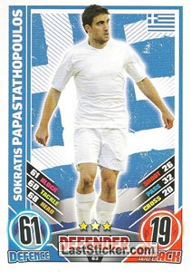 Sokratis Papastathopoulos (Greece)