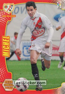 Michel (Rayo Vallecano)