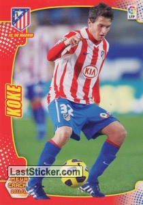 Koke (At. De Madrid)