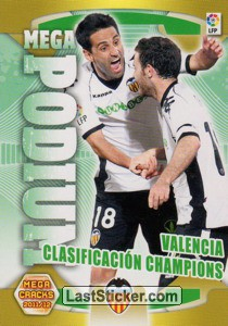 Valenia (Classificado Champions)