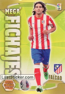 Falcao (At. De Madrid)