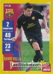 David Villa (Trayectoria) (David Villa)