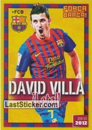 David Villa (Flash) (David Villa)