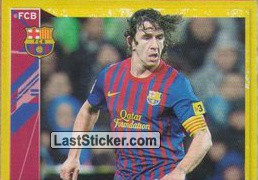 Puyol in action (1 of 2) (Puyol)
