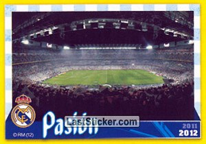 Pasion (AND Real Madrid)