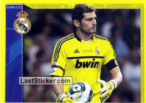Casillas in action (puzzle 1) (Casillas)