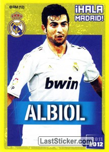 Albiol IHALA MADRID (Albiol)